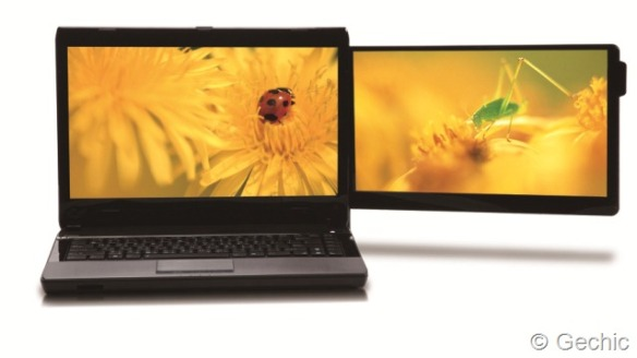 GeChic-OnLap Monitor-dual monitor